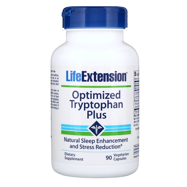Optimized Tryptophan Plus, 90 Vegetarian Capsules