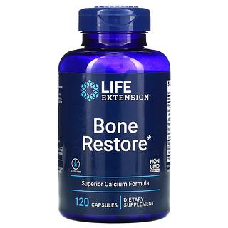 Life Extension, Restauration osseuse, 120 gélules