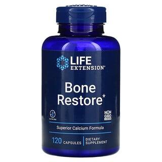 Life Extension, Bone Restore, 120 Capsules
