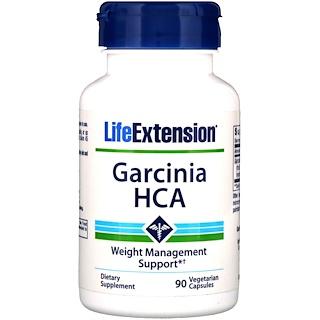 Life Extension, Garcinia HCA, 90 Veggie Caps