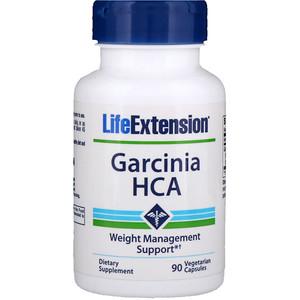 Лайф Экстэншн, Garcinia HCA, 90 Vegetarian Capsules отзывы