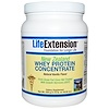 Life Extension, New Zealand Whey Protein Concentrate, Natural Vanilla Flavor, 18.34 oz (520 g)