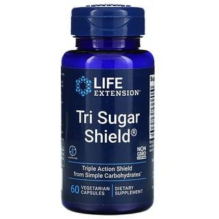 Life Extension, Tri Sugar Shield, Dreifach-Zuckerschutz, 60pflanzliche Kapseln