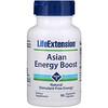 Life Extension, Asian Energy Boost, 90 Vegetarian Capsules