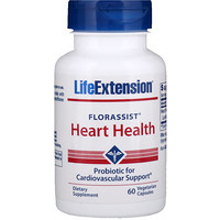 Florassist Heart Health, 60 Vegetarian Capsules - фото