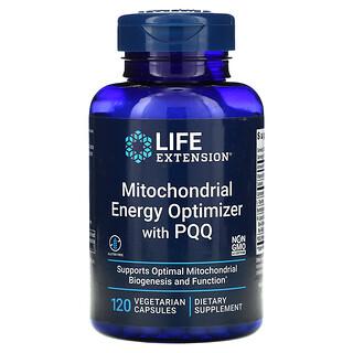 Life Extension, 含 PQQ 的線粒體能量優化配方,120 粒素食膠囊