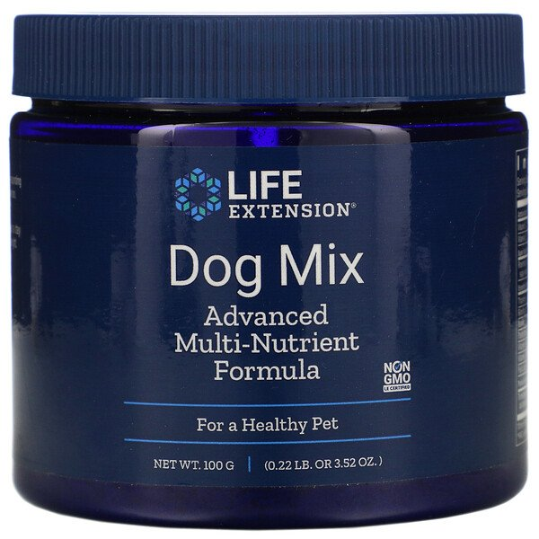 Dog Mix, 3.52 oz (100 g)