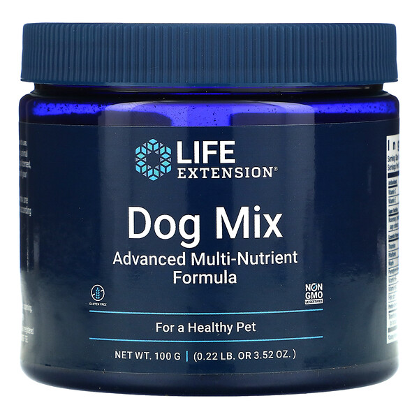 Dog Mix, 3.52 oz (100 g)