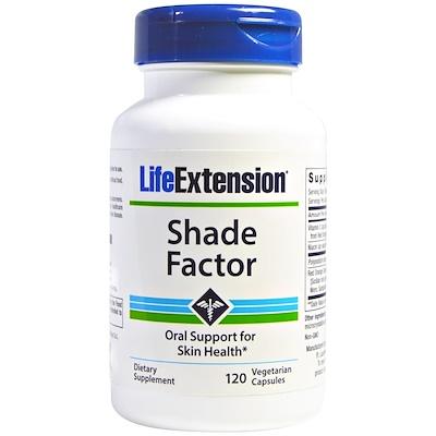 Купить Shade Factor, 120 вегетарианских капсул
