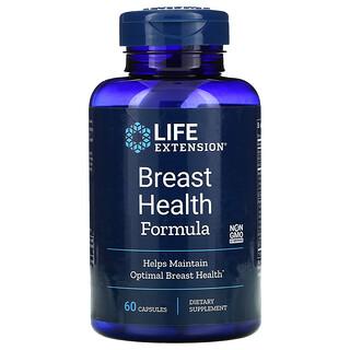 Life Extension, 乳房健康支持膠囊,60 粒裝