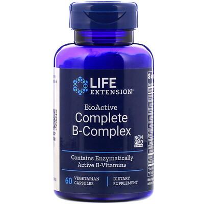 Биоактивный комплекс витаминов группыB, 60вегетарианских капсул метил b комплекс 50 60 вегетарианских капсул