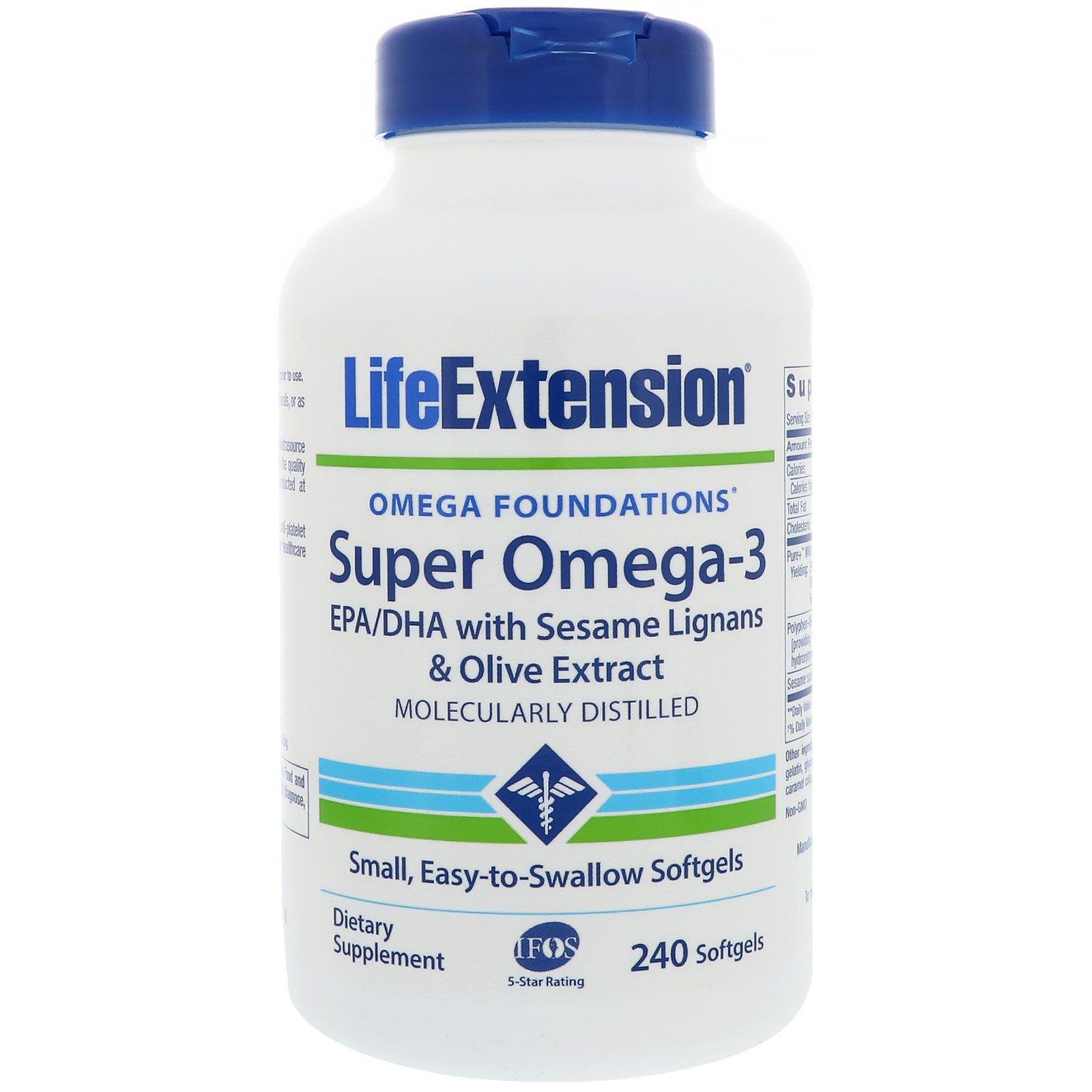Omega 3 super pill reviews