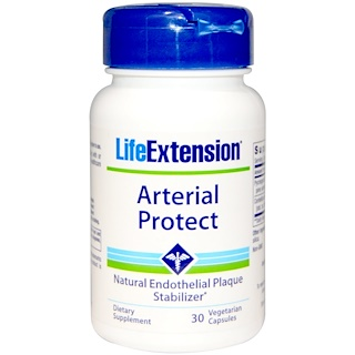 Life Extension, Arterial Protect, 30 Veggie Caps