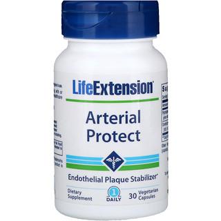Life Extension, Proteção Arterial, 30 Cápsulas Vegetarianas