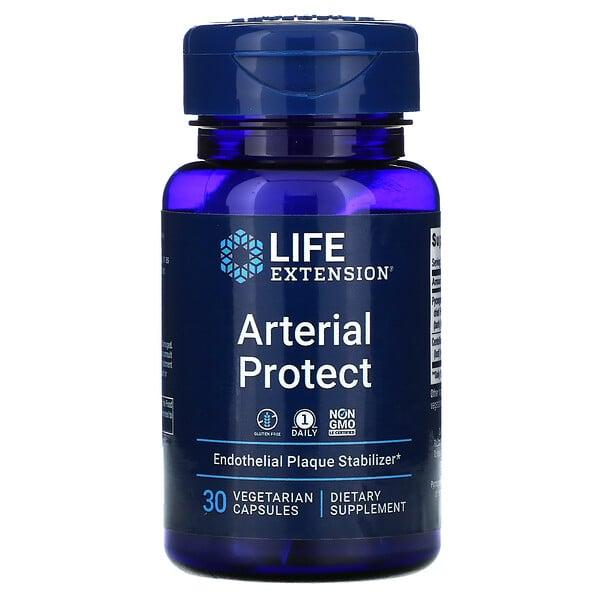 Arterial Protect, 30 Vegetarian Capsules