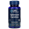 Life Extension, كارنيتين محسن، 60 كبسولة نباتية
