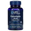 Life Extension, Pantothenic Acid, Vitamin B-5, 500 mg, 100 Vegetarian Capsules