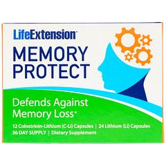Life Extension, Protection Memoire, 36 gélules