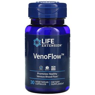 Life Extension, VenoFlow, 30 Vegetarian Capsules