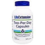 Отзывы о Life Extension, Дважды-в-день, Капсулы, 120 капсул