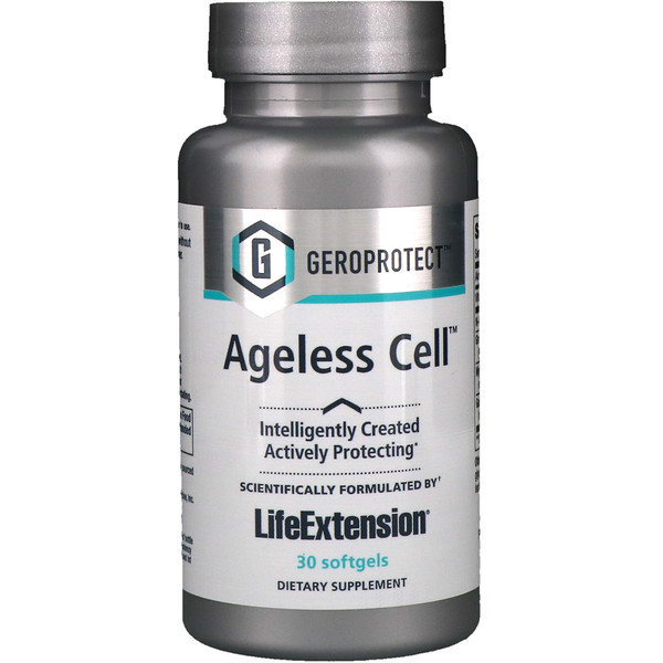 Geroprotect, Ageless Cell, 30 Softgels