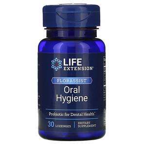 Лайф Экстэншн, FLORASSIST Oral Hygiene, 30 Lozenges отзывы