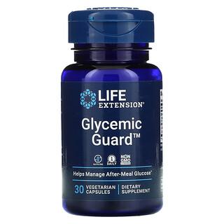 Life Extension, Glycemic Guard, 30растительных капсул
