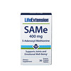 Life Extension, SAMe, 400 mg, 30 Enteric Coated Tablets