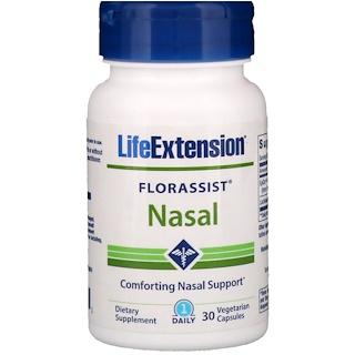 Life Extension, Florassist Nasal, 30 Vegetarian Capsules