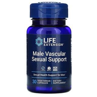Life Extension, Refuerzo sexual vascular para hombres, 30cápsulas vegetales