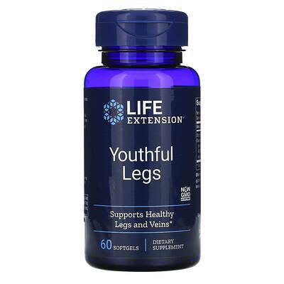 Купить Life Extension Добавка для здоровья ног, 60мягких таблеток