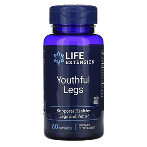 Лайф Экстэншн, Youthful Legs ,  60 Softgels отзывы покупателей