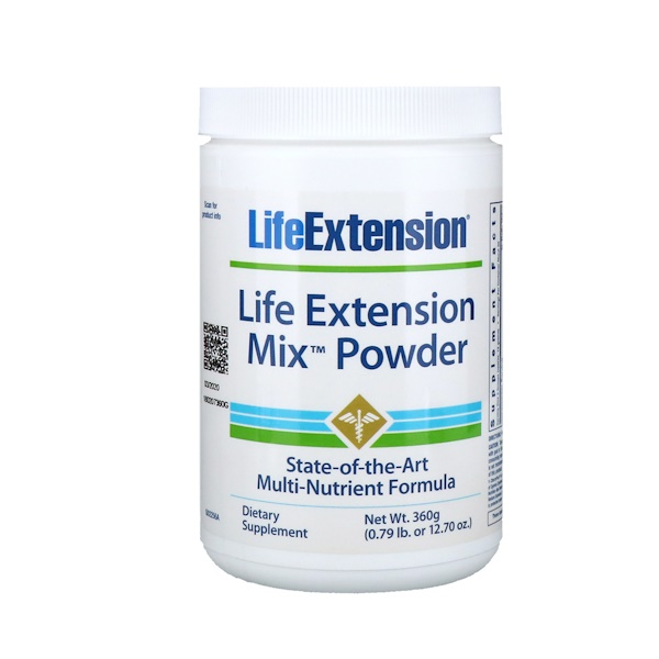 Life Extension, Poudre Mix, 360 g (12,70 oz) (Discontinued Item)