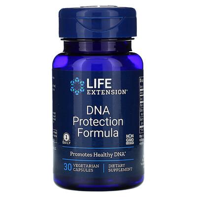 Купить Life Extension Формула защиты ДНК, 30 вегетарианских капсул