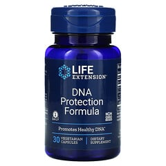 Life Extension, DNA 保護配方,30 粒素食膠囊