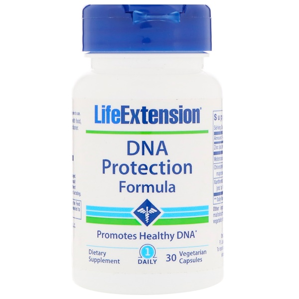 Life Extension, لDNA Protection Formula, 30 Vegetarian Capsules