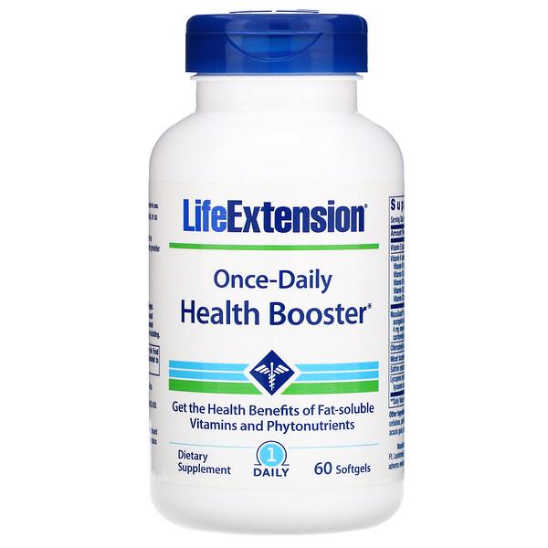 每日一次健康補劑(軟膠囊),60 粒裝