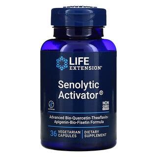 Life Extension, Activador senolítico, 24cápsulas vegetales