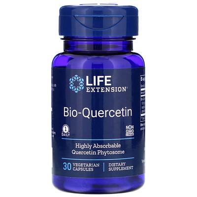Купить Life Extension Био-кверцитин, 30вегетарианских капсул