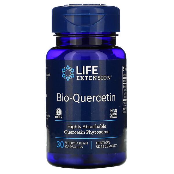 Bio-Quercetin, 30 Vegetarian Capsules
