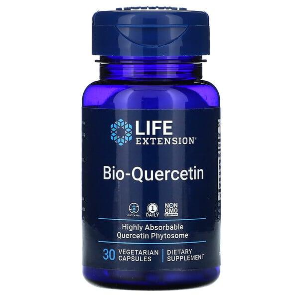 Bioquercetina, Suplemento alimentario, 30cápsulas vegetales