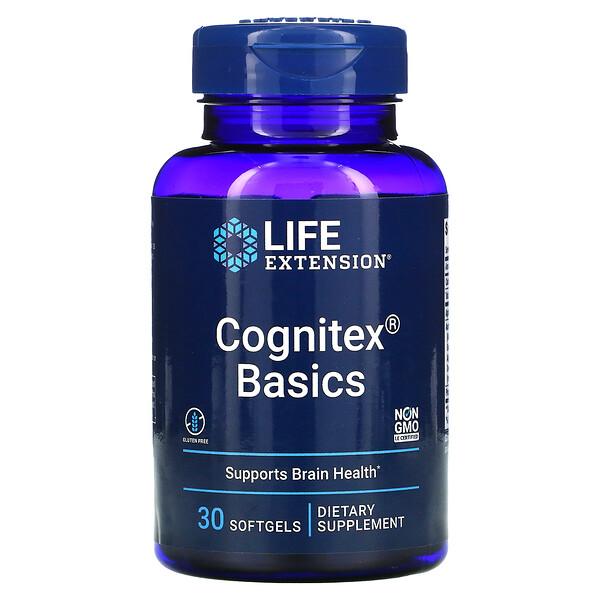 Cognitex Basics, 30 Softgels