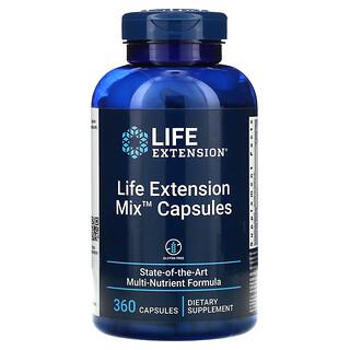 Life Extension, خليط كبسولات، 360 كبسولة