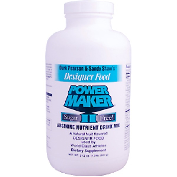 Life Extension, Power Maker II ( Powermaker Sugar Free ), 21.2 oz (1.3 lb) (600 g) (Discontinued Item)