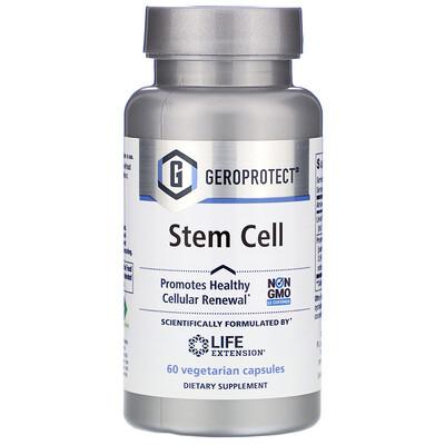 Купить Life Extension Geroprotect, Stem Cell, 60 Vegetarian Capsules