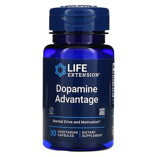 Life Extension, Dopamine Advantage, 30 Vegetarian Capsules