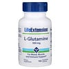 Life Extension, L-Glutamine، 500 ملغ، 100 كبسولة