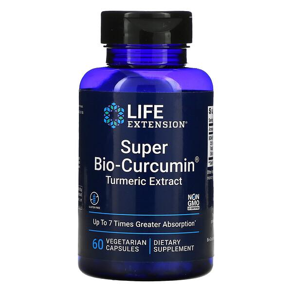 Super Bio-Curcumin, 60 Vegetarian Capsules