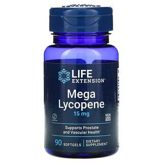 Life Extension, 超級番茄紅素,15毫克,90粒