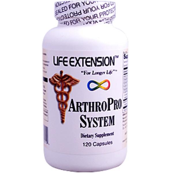 Life Extension, ArthroPro System, 120 Capsules (Discontinued Item)
